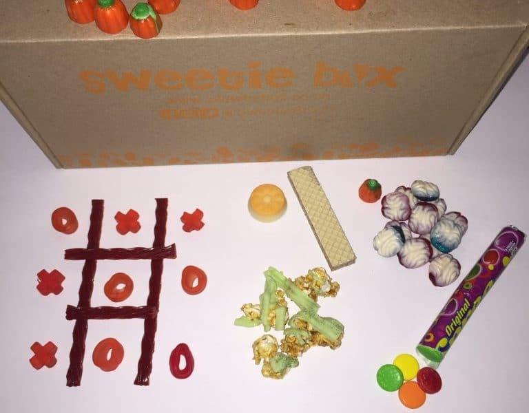 the sweetie box